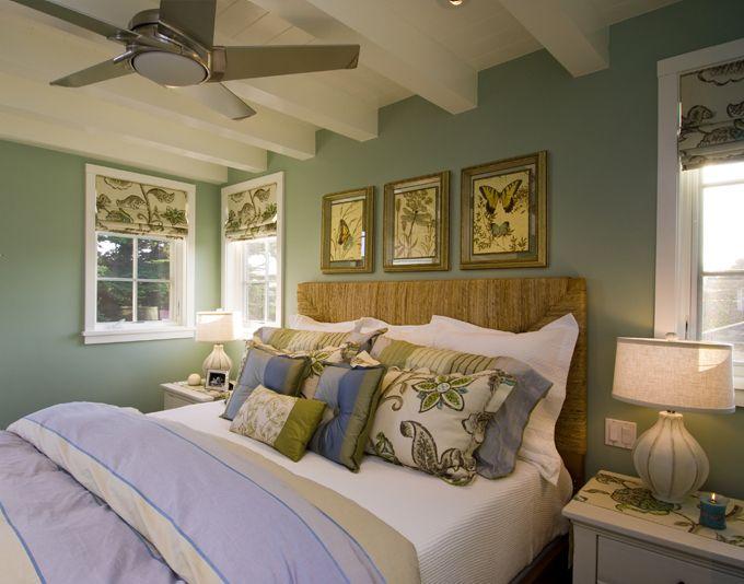 Color Design For Bedroom Fascinating Viscusi Elson Interior Design Wall Color Bm Antique Jade  Design Inspiration Design