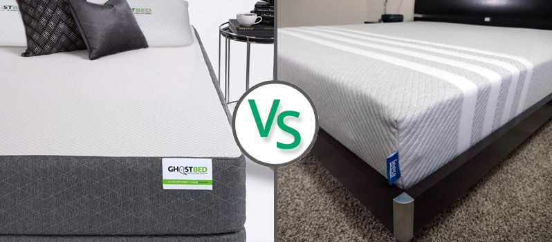 Ghostbed Vs Leesa Mattress 2020 Which One Is Better For You Leesa Mattress Mattress Box Springs Spring Bedroom