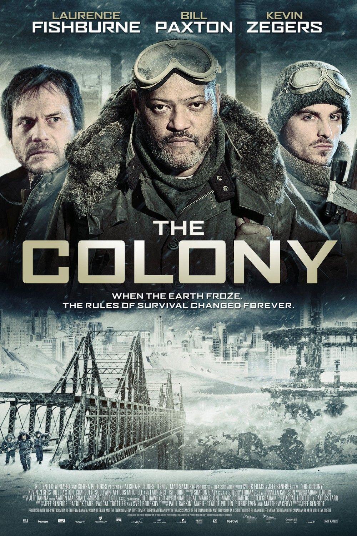 The Colony Stream Deutsch