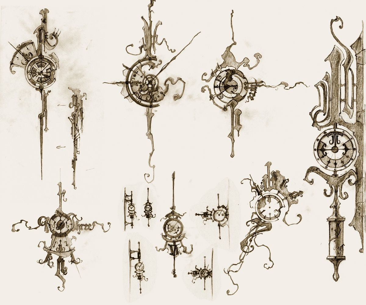 Imaginary machines mechanical forms pinterest tattoo for What is steampunk design