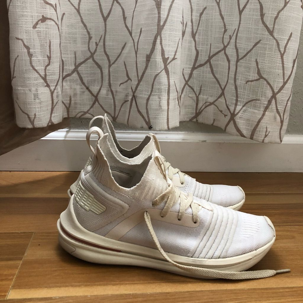 low priced a7da6 17fac Puma Shoes | Puma Ignite Limitless Sr Evoknit | Color: White ...