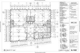 Reflected Ceiling Plan Building Construction Precast Concrete Ceiling Plan