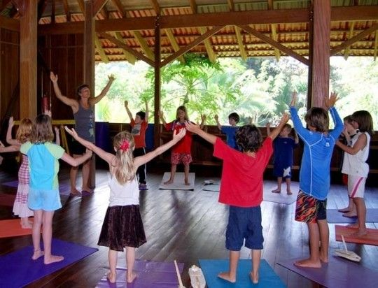 Story Time Yoga-Session 2 Haverford, Pennsylvania  #Kids #Events