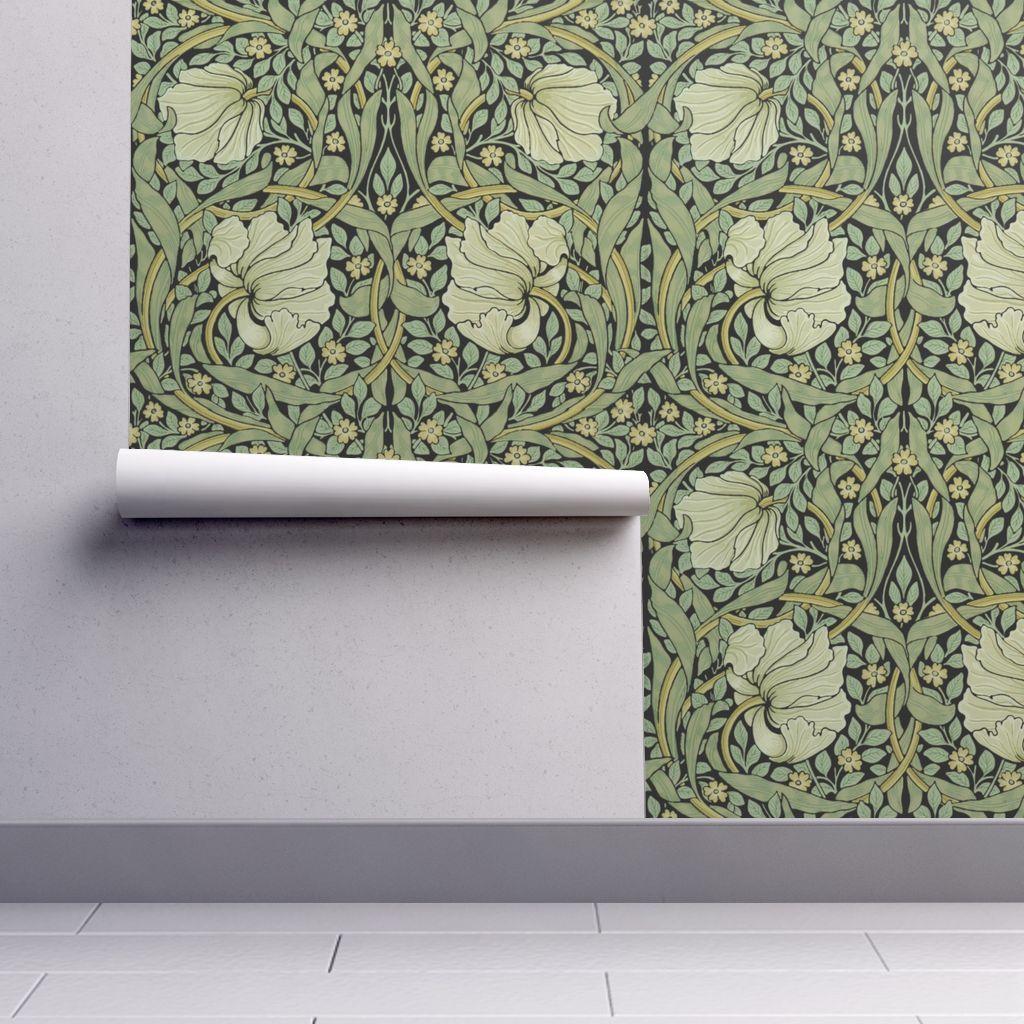 William Morris Pimpernel Original On William Morris Wallpaper Morris Wallpapers Removable Wallpaper