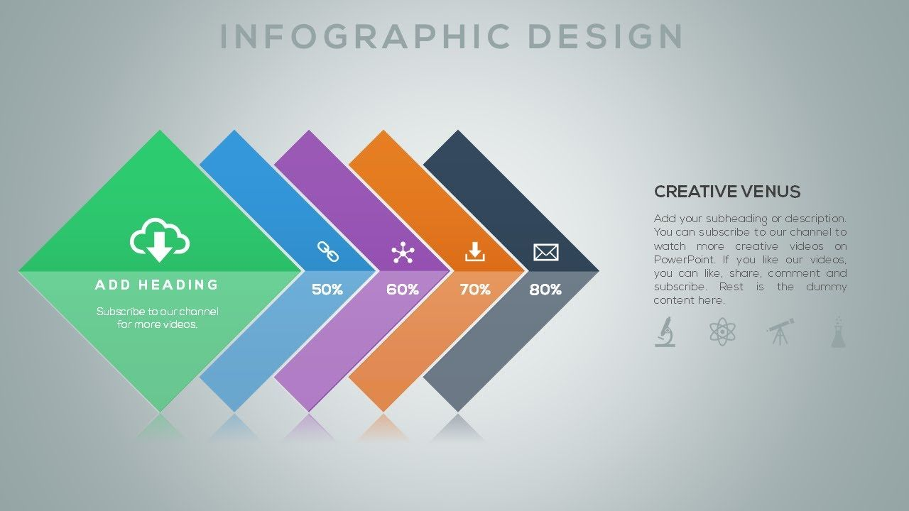 how to create an awesome infographics in microsoft office