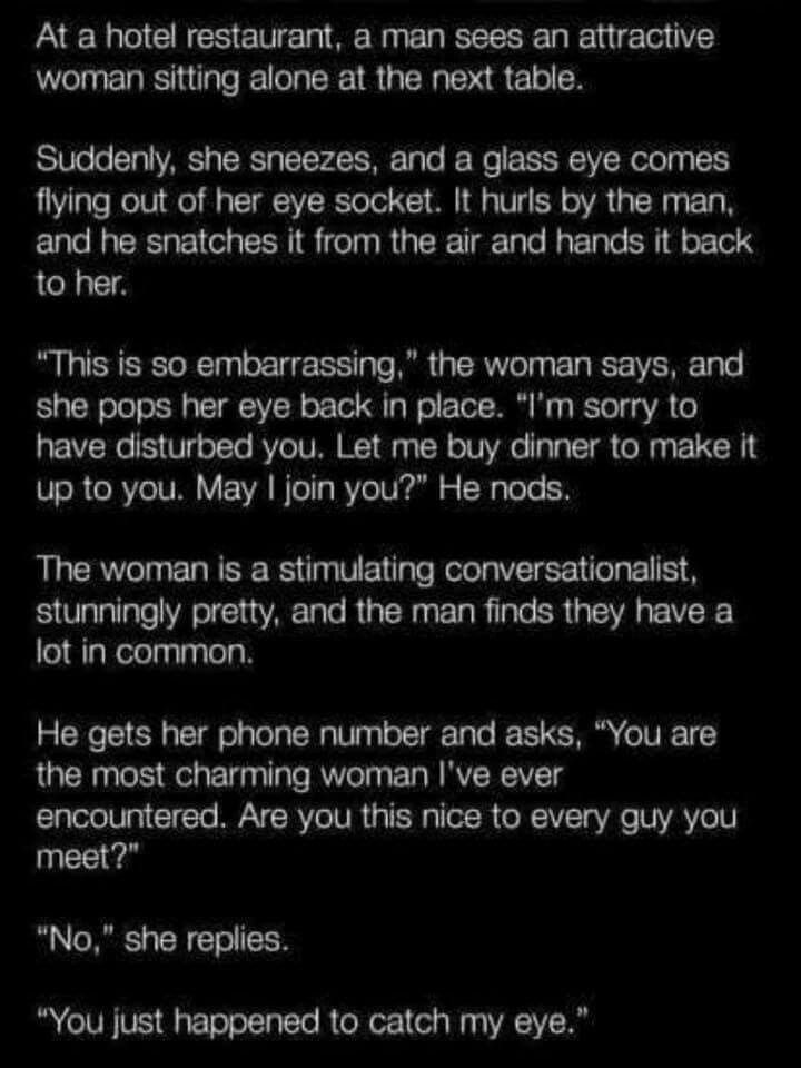 Pin by jessica simmons on laughs eye jokes reddit funny