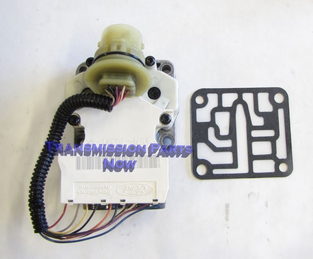 Ford Escape Transmission Solenoid Pack Block Shift Cd4e F6rz 7g391a E4od Connector Wiring Diagram R96420a