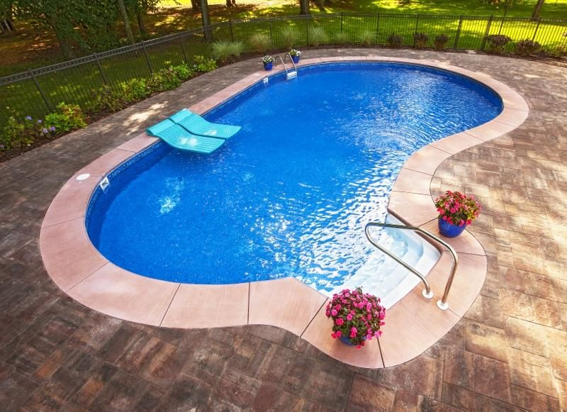 In Ground Pools Galleries Pettis East Rochester Ny 585