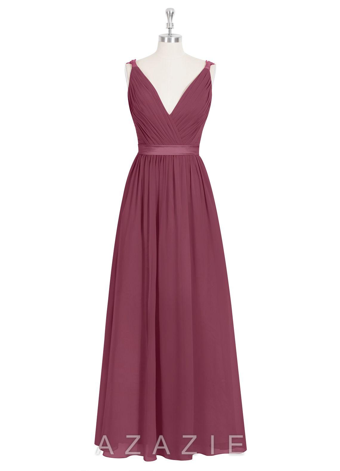 9bdbfc8571d Azazie Leanna Bridesmaid Dress