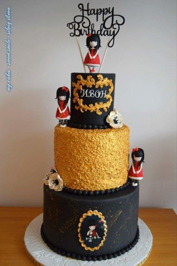 Gorjuss cake - Cake by Silviq Ilieva