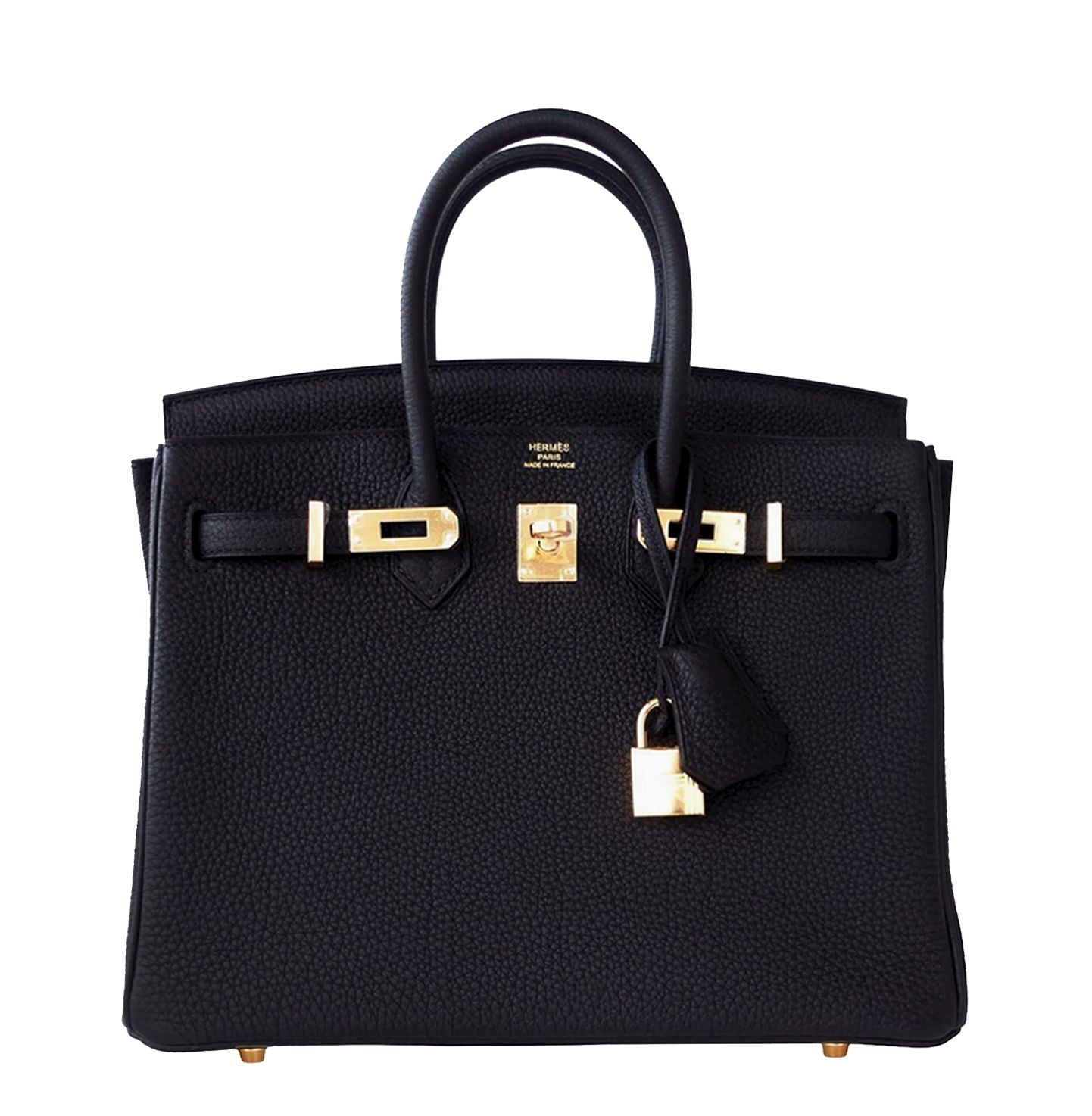 39d645be72 Hermes  Birkin  Bag Black Togo Gold Hardware