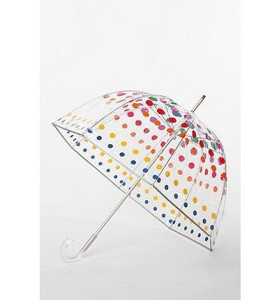 dot bubble umbrella