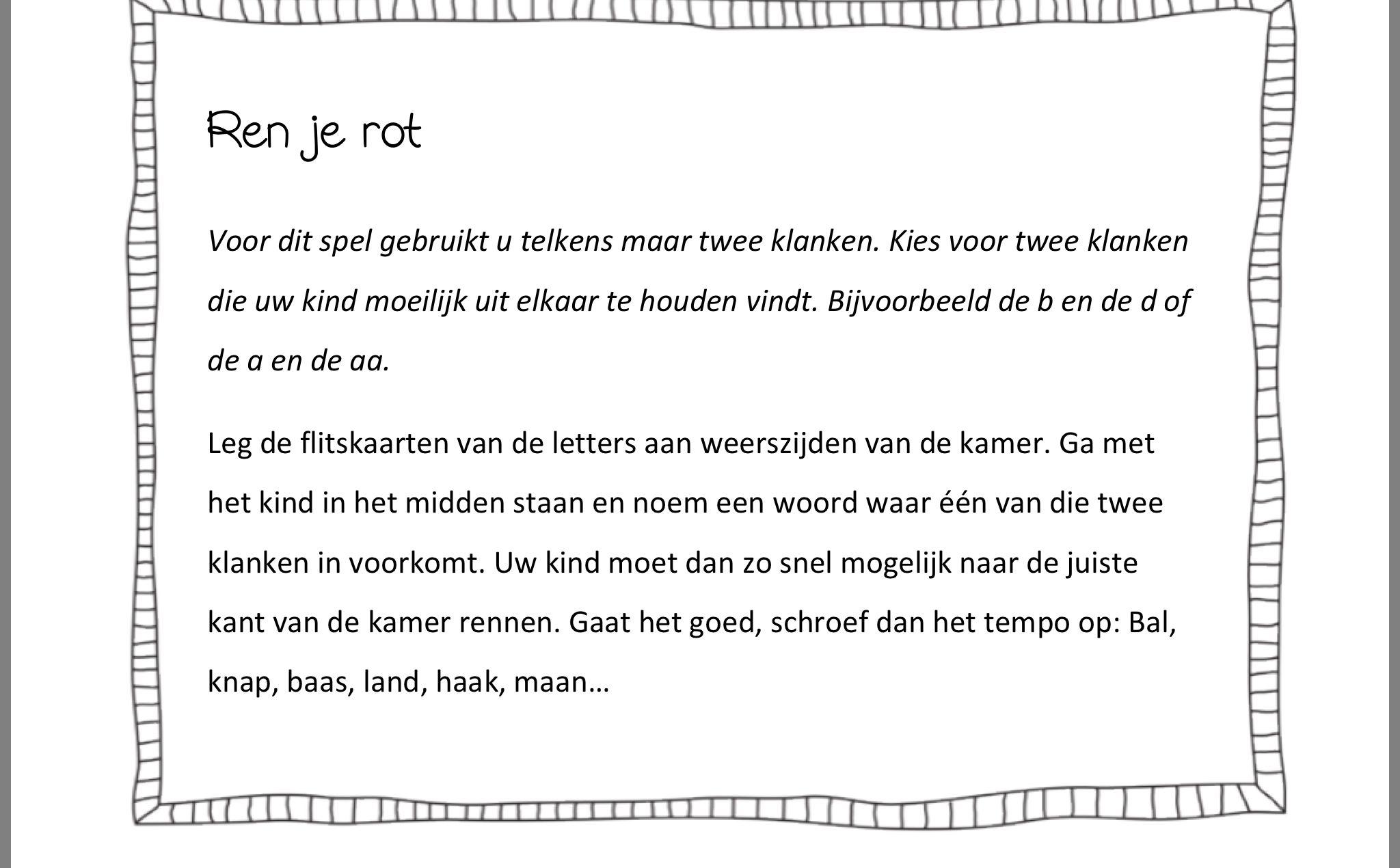Pin Van Loes Van Wissen Op Letters Lezen Letteren Lezen