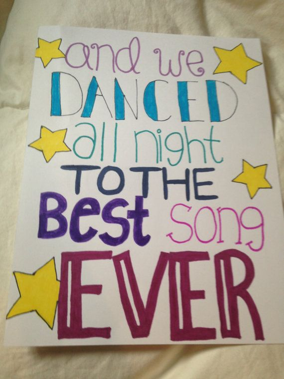 One Direction Drawing Quotes Best Song Ever:...
