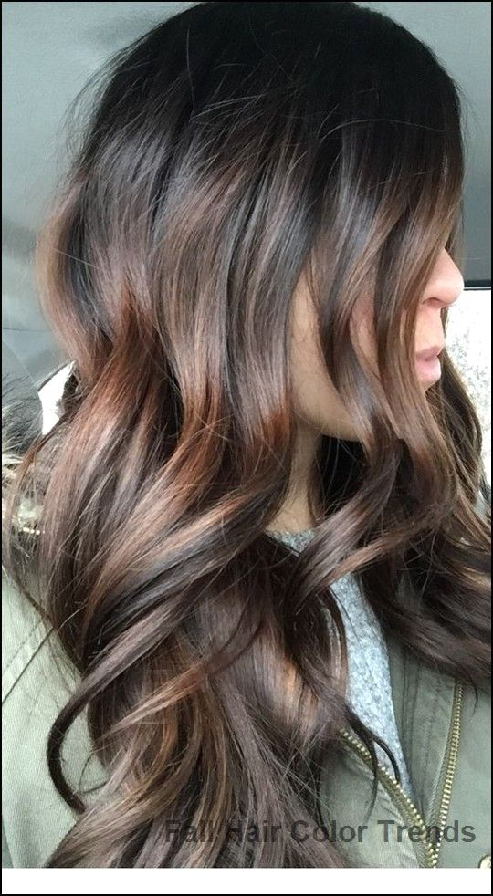127+ brunette hair color ideas in 2019 - page 49 #fallhaircolorforbrunettes