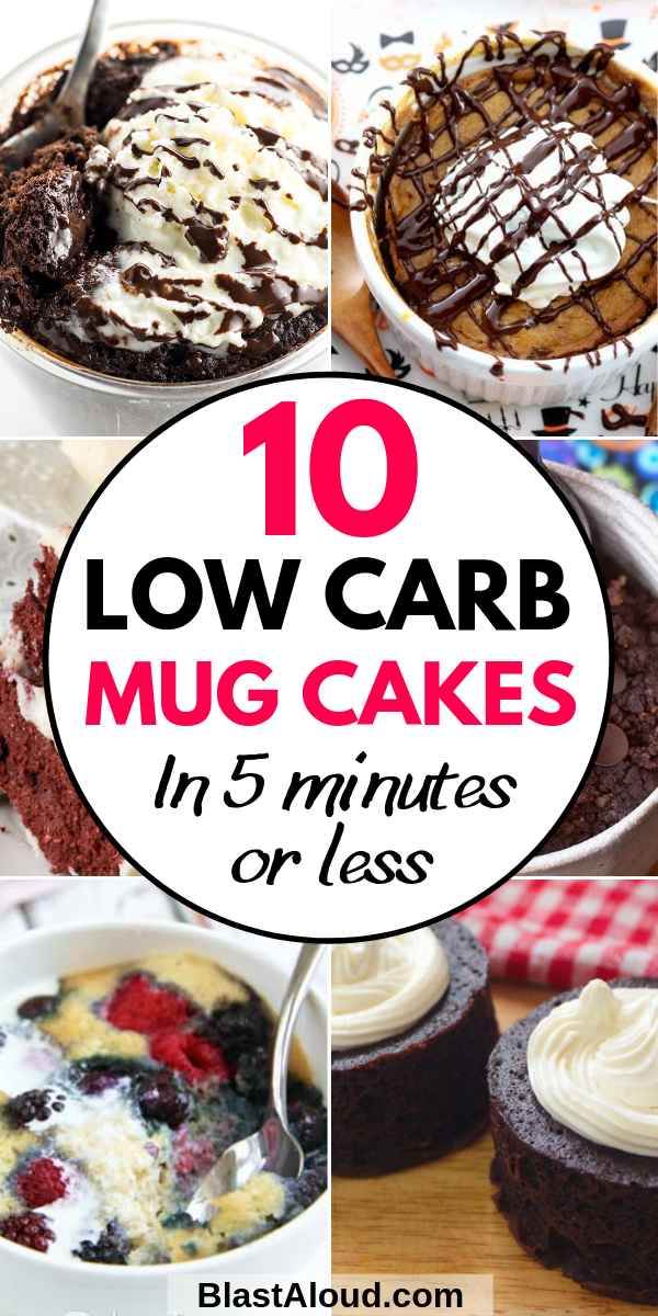 10 Easy Keto Mug Cake Recipes You Need In Your Low Carb ...