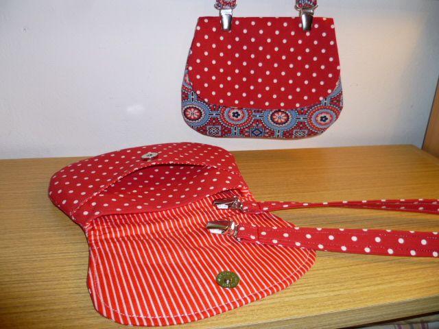 """Malé """"Oldřišky"""" podľa Bellet design. Taštičky, ktoré môžete vložiť do kabelky alebo hodiť len tak cez plece."""