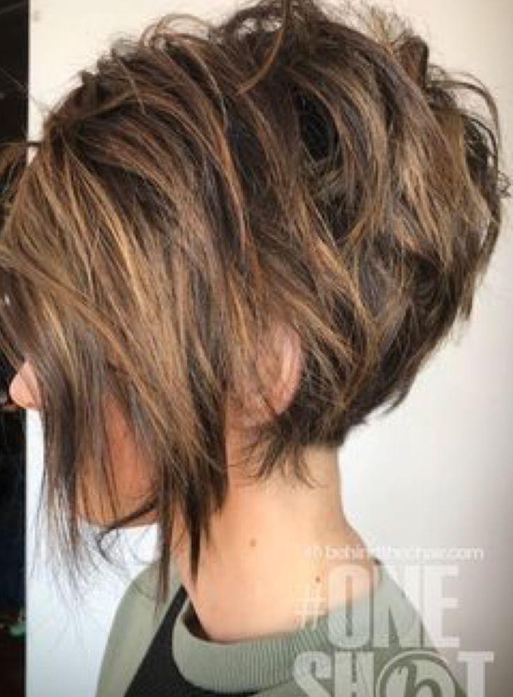 60 Short Shag Hairstyles That You Simply Can T Miss Shortshag Nalan Haarschnitt Bob Frisur Kurzhaarfrisuren