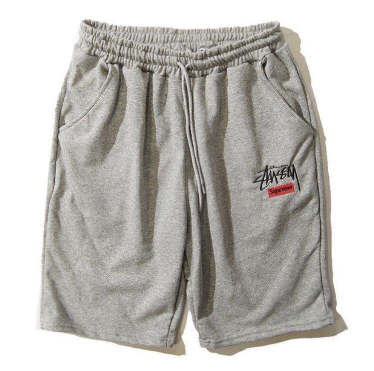 c1b89c5f7e0d Stussy x Supreme Sweat Shorts