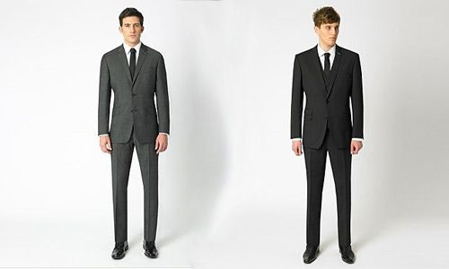 1000  images about Men's Suitson Pinterest | Wool suit, Suits