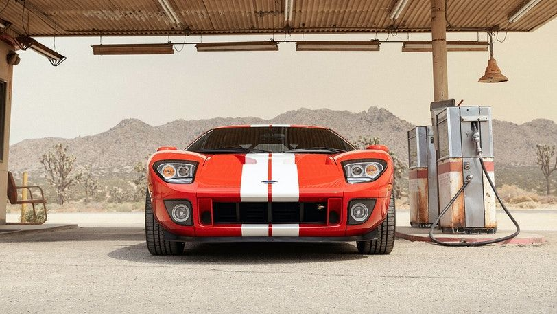 Win A Rare 2005 Ford Gt And 20 000 Ford Gt Ford Focus Sedan Dream Cars