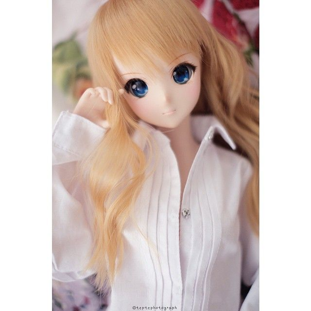 Kizuna Yumeno Smart Doll by teptepp_