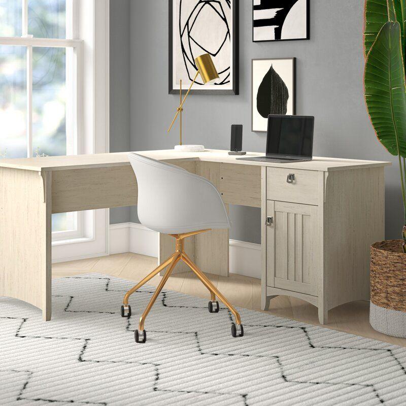 Jocelynn lshape desk in 2020 l shaped desk desk furniture