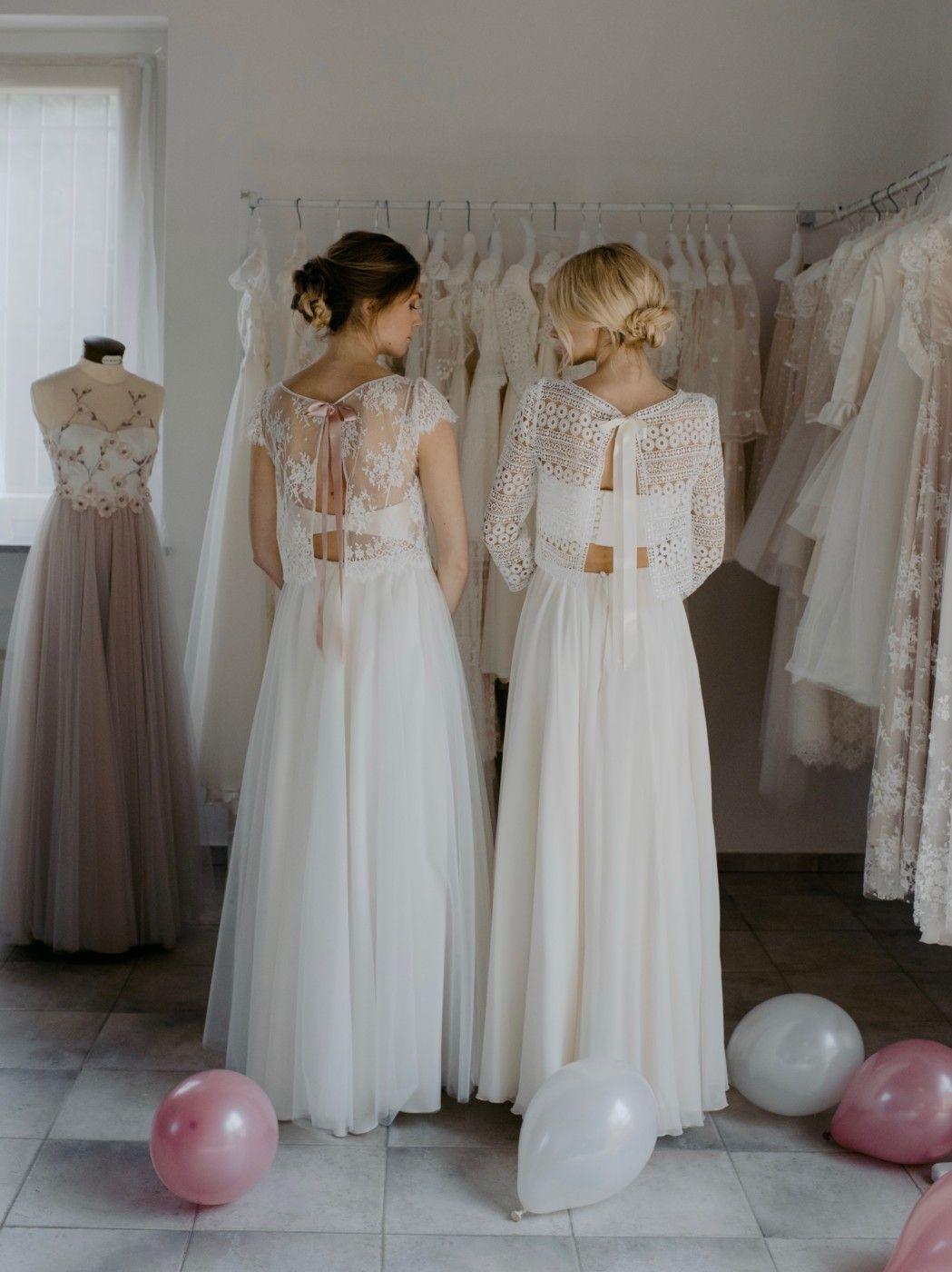 Atelier Vestiti Da Sposa.Collezione Nadia Manzato 2019 Nadia Manzato Atelier Abiti Da