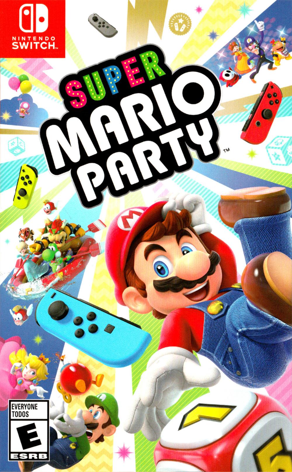 Click to close image in 2020 Nintendo switch super mario