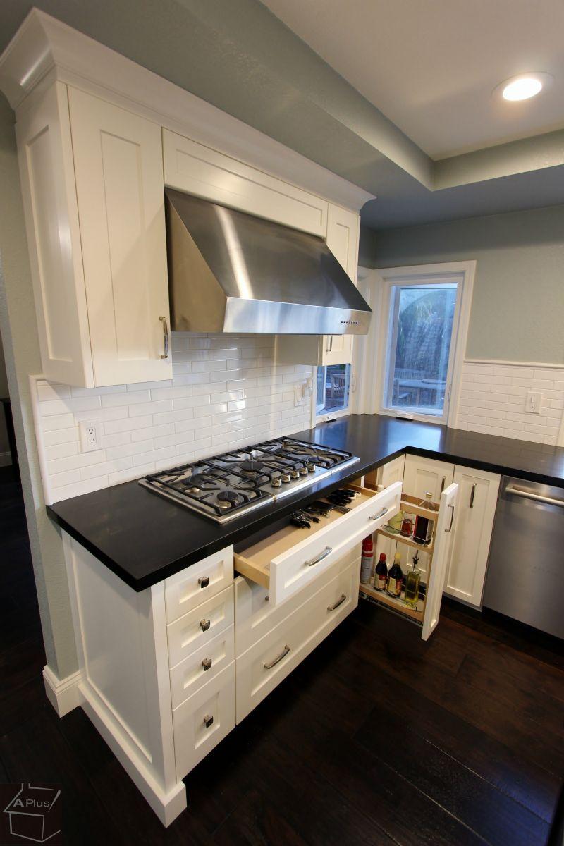 Kitchen Home Remodel In Irvine Aplus Interior Design Remodeling Kitchen Remodel Home Kitchens Kitchen Layout