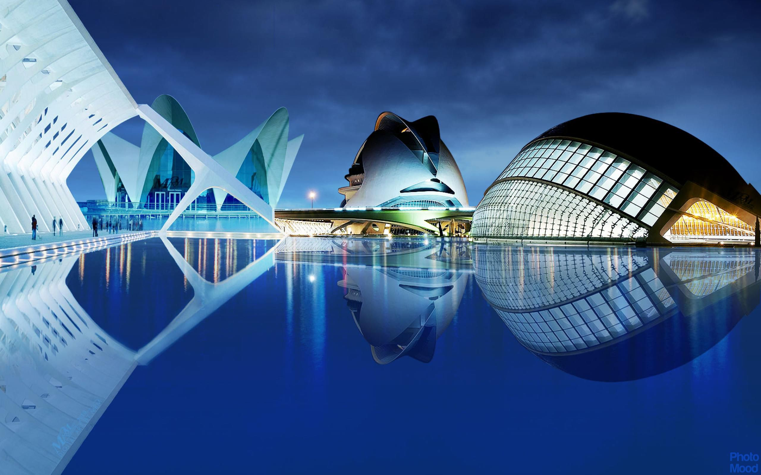 Spain mood – Santiago Calatrava | Photo Mood