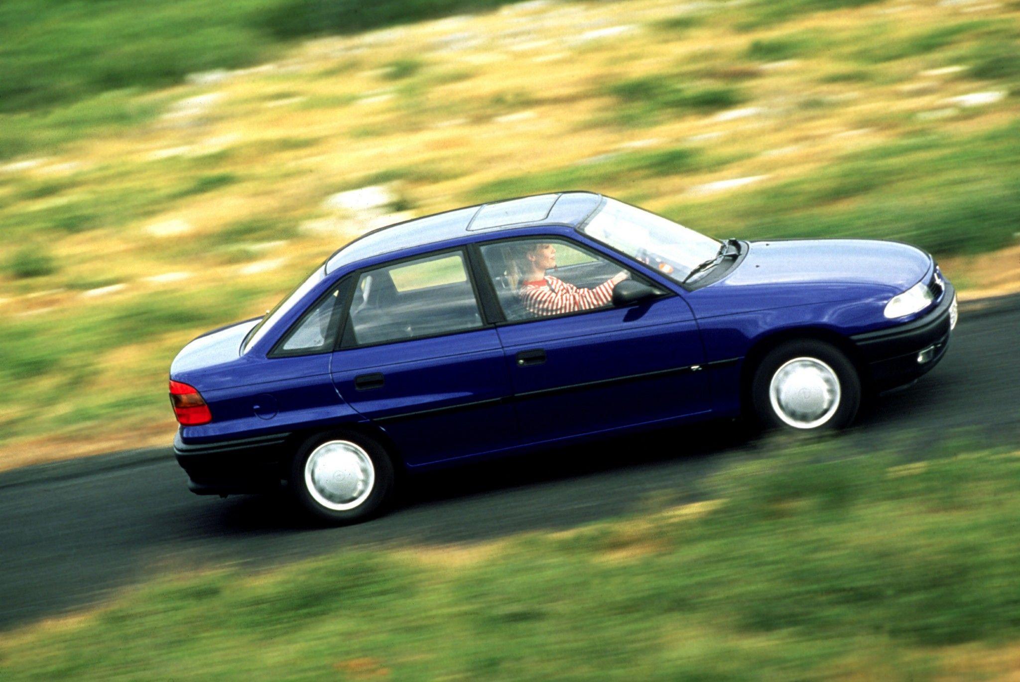 Opel Astra Gl Sedan F 08 1994 06 1996