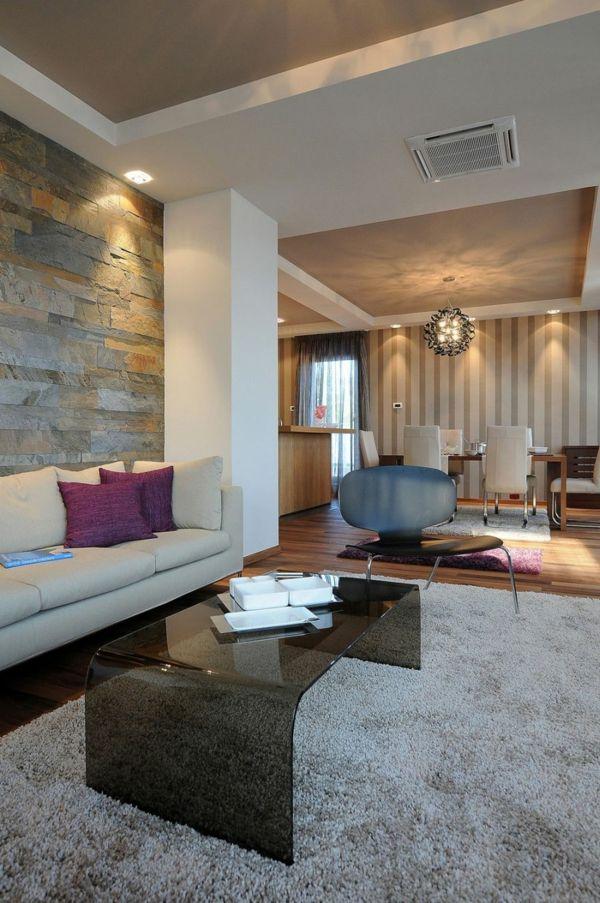 GroBartig Exklusive Penthousewohnung Mit Dynamischem Innendesign Und Feiner Dekoration.  Eine Exklusive Penthouse Wohnung Zu Gestalten Heißt