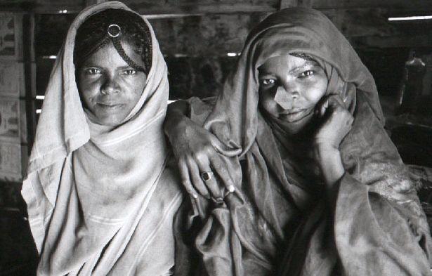 Ababda women