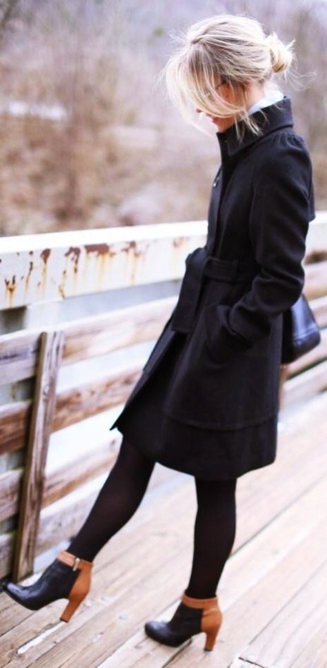 40 Perfect Winter Office Attires For Women #winteroutfitsforwork