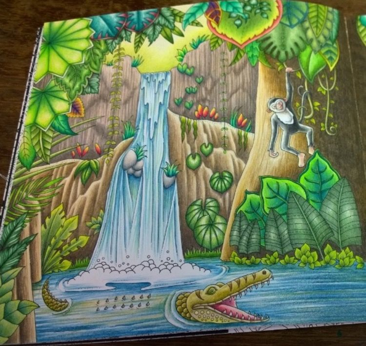 Inspirational Coloring Pages By Davlin Publishing Find This Pin And More On Magical Jungle Book