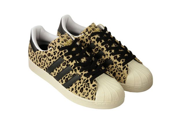 new styles 3df4e ebc96 adidas Originals 2012 Fall Superstar Animal Pack
