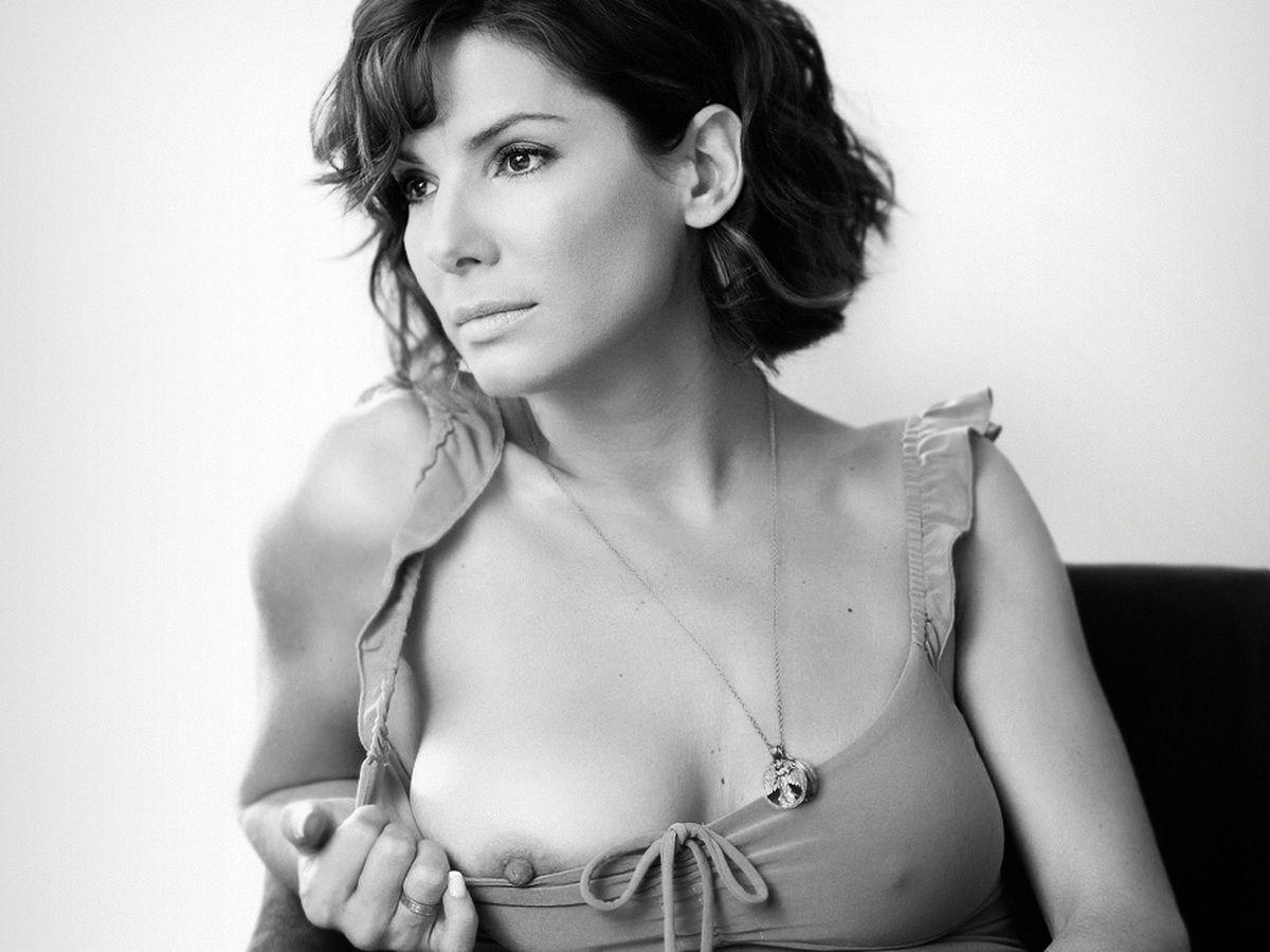 Sandra Bullock First Nude Scene