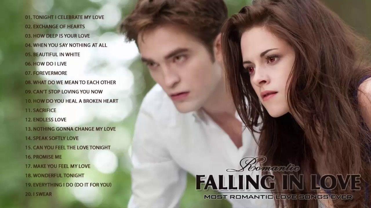 100 most romantic songs