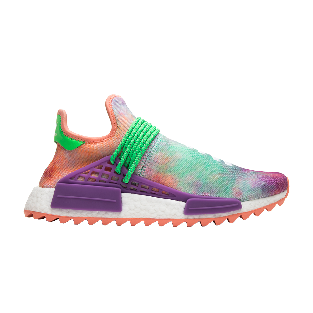 on sale 2207e eccfb Pharrell x NMD Human Race Trail 'Holi Festival' in 2019 ...