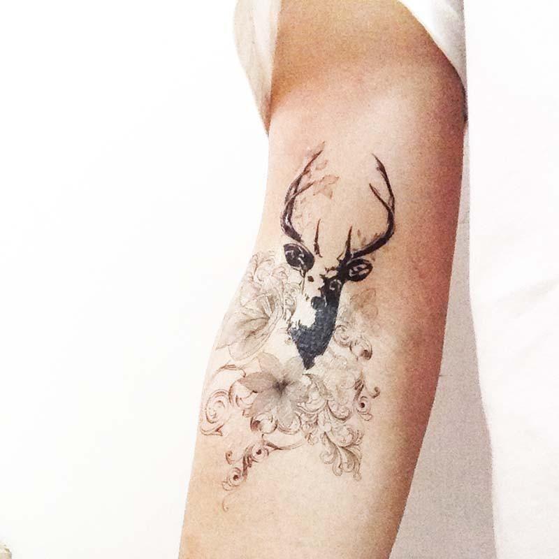 Kauris Tatuointi