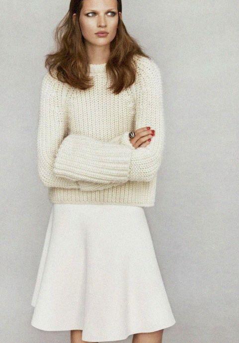 opaqueglitter:  Vogue Spain August 2013,Bette Franke byAlex Cayley.