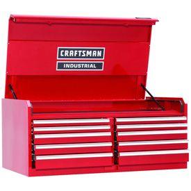 Craftsman Industrial 18299 10 Drawer 56 7000 Series Ball Bearing Chest Tool Storage Storage Tools