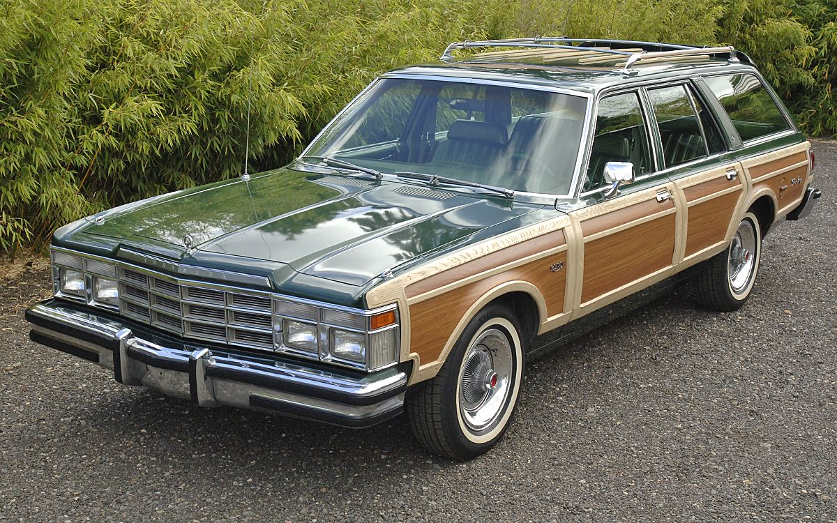 1978 Chrysler Lebaron Town Country With Images Chrysler