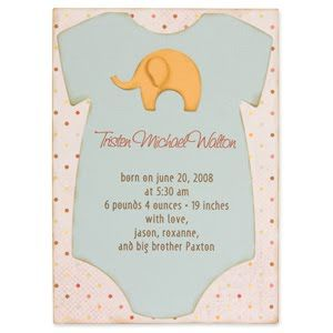 Bonitas Invitaciones Para Baby Shower