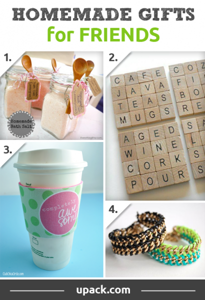 Homemade Christmas Or Anytime Gift Ideas Create Fun And Inexpensive Presents For Your