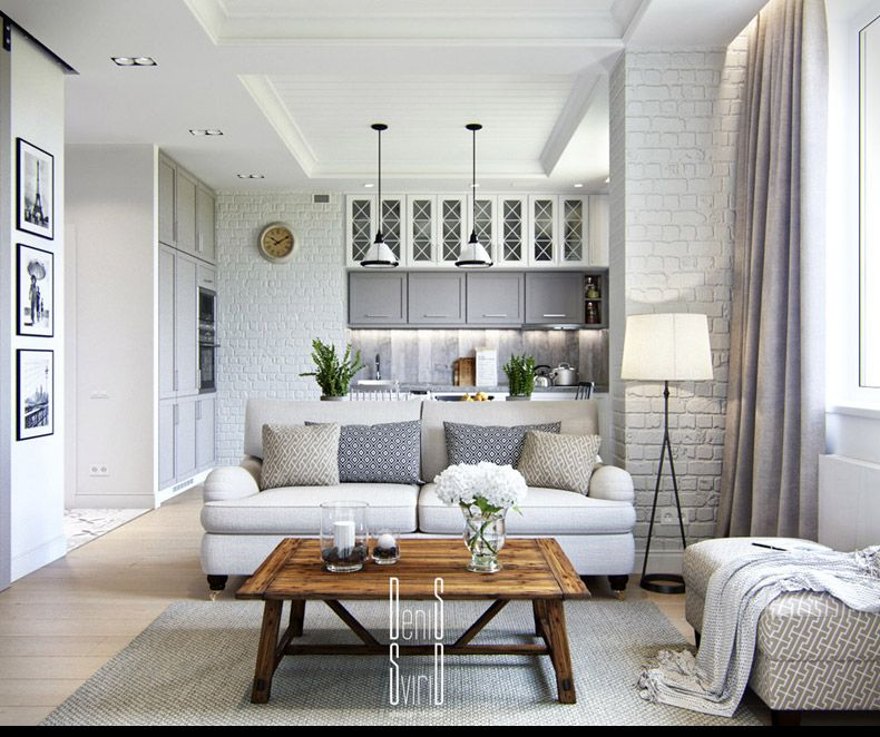 дизайн интерьера интерьеры лофт прованс Loft Interior