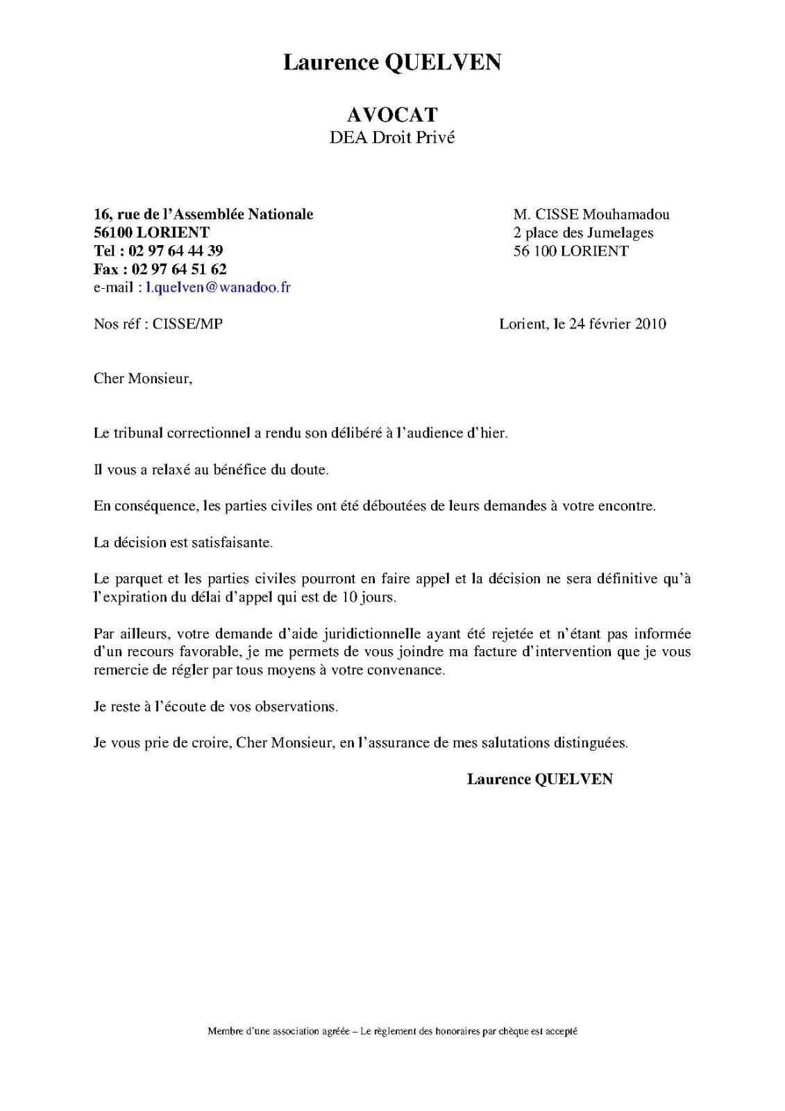 Formules Politesse Avocat Paperblog Lettre De Motivation Modeles De Lettres Lettre A