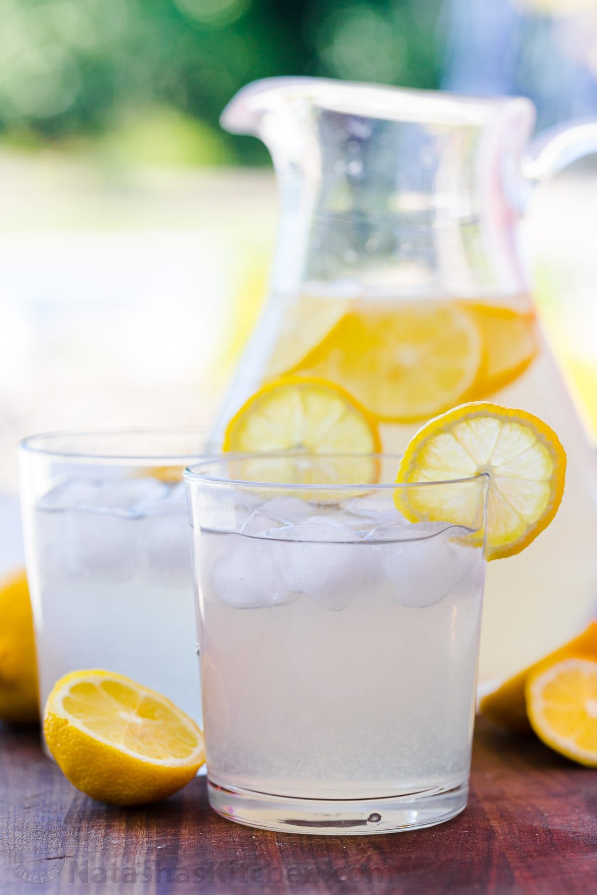 Lemonade is so refreshing and timeless. You won't believe