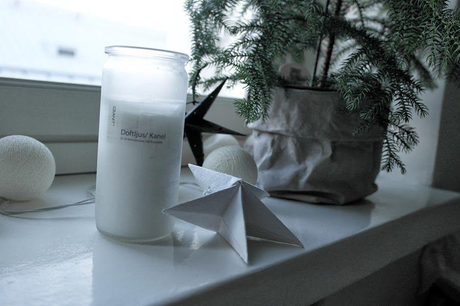 White featherdream: Piparkakun tuoksua & junarata